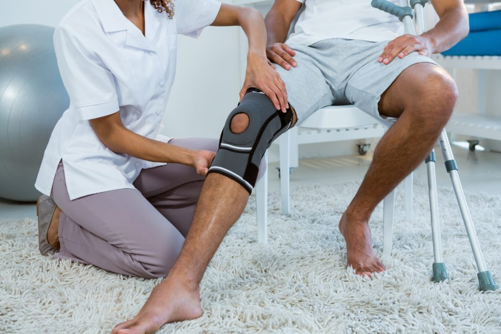 physical therapy for the knee